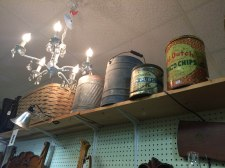 Cans - Spring Antique Mall
