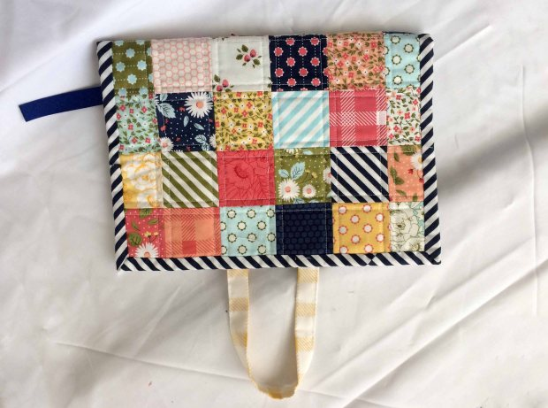 SocoCharms - Quilting Bible Cover 2 - Top