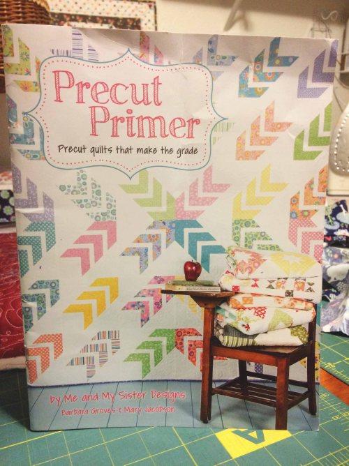 SocoCharms.com - #PrecutPrimer #8thgradequilt #Prairie #CoreyYoder #Moda #MeAndMySisterDesigns
